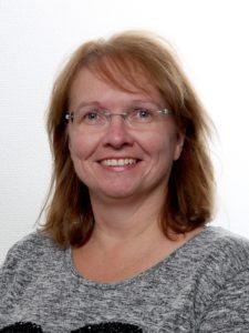 Portrettbilde av Christine Beathe Bergesen.Foto.