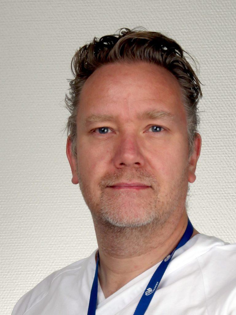 Portrettbilde av Thor Andre Ellingsen. Foto.