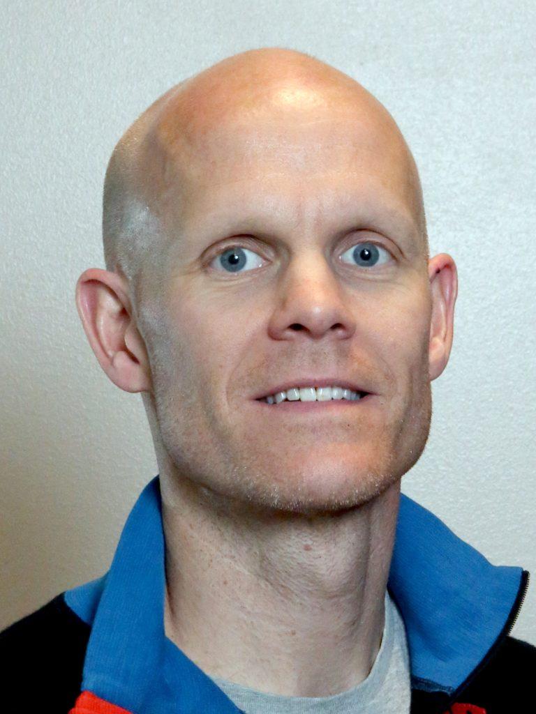 Portrettbilde av Emil Iversen. Foto.