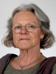Portrettbilde av Kristine Dreyer.foto.